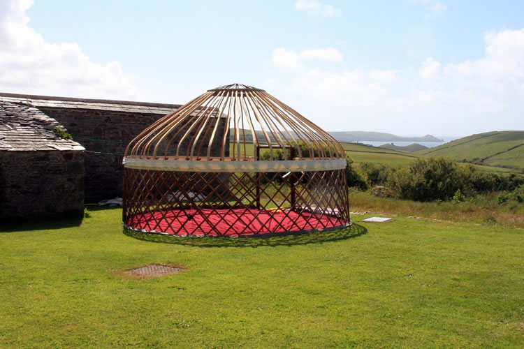 Yurts and Accessories for hire