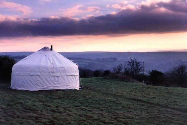 Hand crafted yurts for sale
